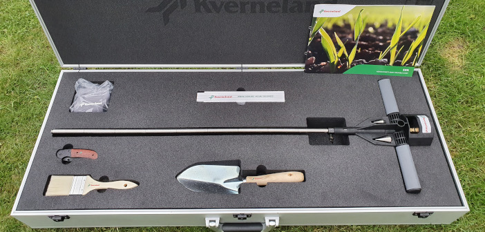 Kverneland soil testing kit