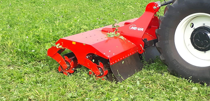 OPICO to launch HE-VA's Top Cutter Solo at Cereals 2021