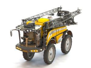 Mazzotti MAF 4080 self-propelled sprayer (website)