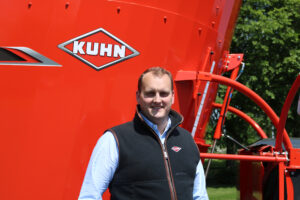 Sam Murphy, technical personnel investment for KUHN