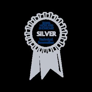Silver medal for the 2021 Technical Innovation Award scheme