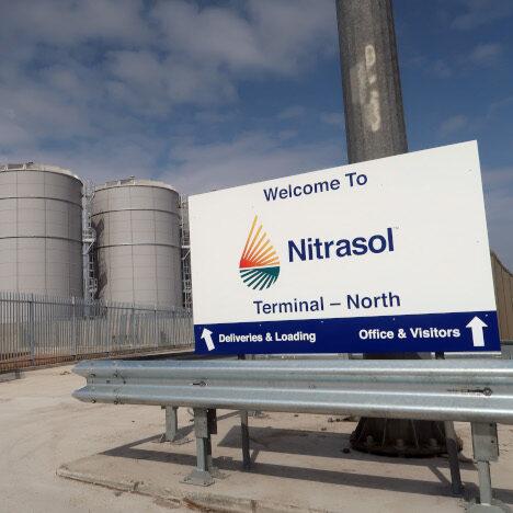Nitrasol Terminal North