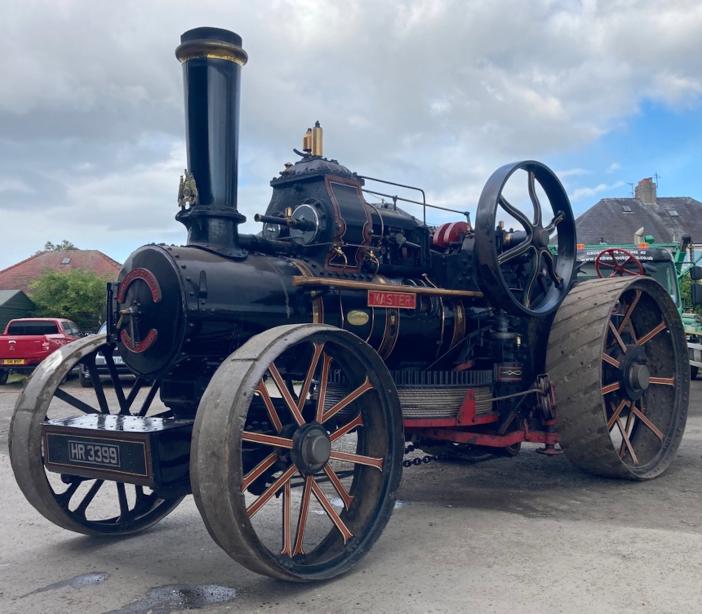 1 steam engine
