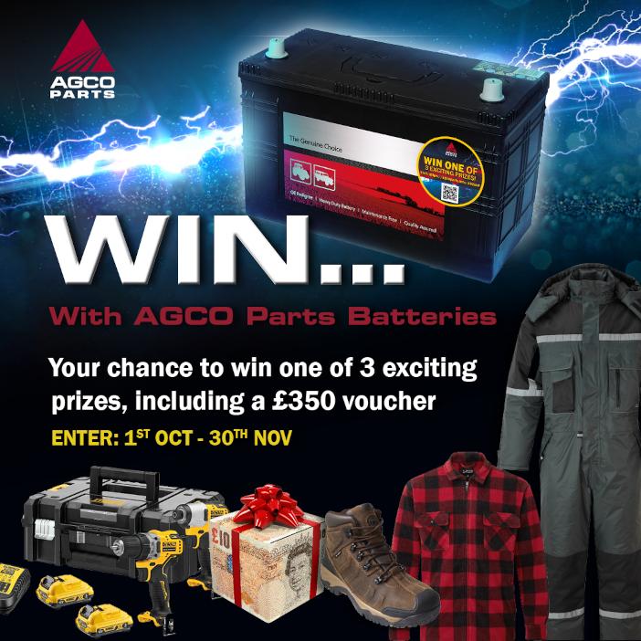Competition Launch Image Dealer Version Battery Promo 1080 x 1080 UK