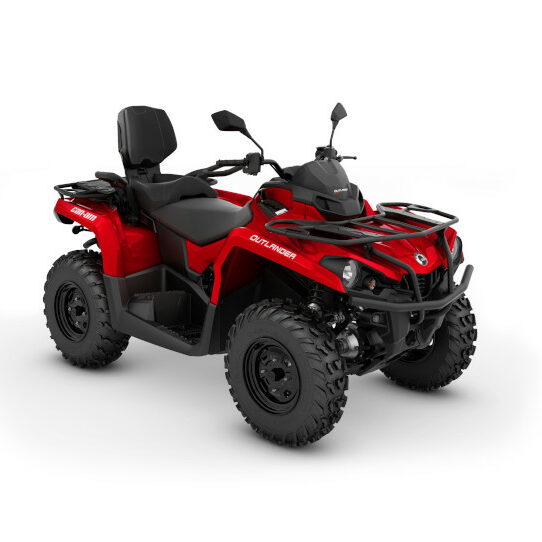ORV-ATV-MY22-Can-Am-Outlander-MAX-STD-450-Viper-Red- image to use