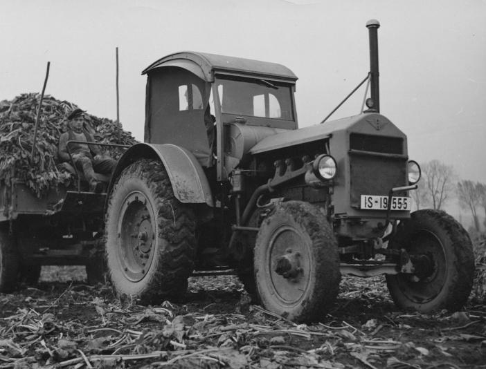 Continental_Anwendung_Reifen_Landwirtschaft_1930